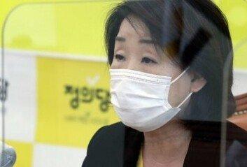 """심상정 """"남북 공동조사위 구성해 발포책임자 밝혀야"""""""