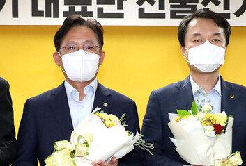정의당 대표 선거 과반 득표 없어 결선…김종철·배진교 진출