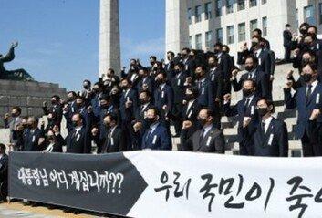"""""""말 바꿔"""" vs """"알맹이 빠져""""여야, 대북규탄결의안 채택 논의 무산"""