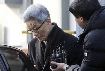 '서지현 인사 보복 혐의'안태근, 파기환송심서 무죄