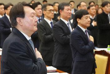 """""""윤석열 사퇴 임박?"""" 영입론 부상에셈법 복잡해진 야권"""