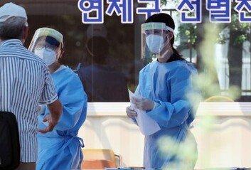 부산 온요양병원 환자·종사자3명 확진…코호트격리