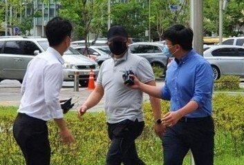 '구급차 가로막은 택시기사'1심, 징역 2년 선고