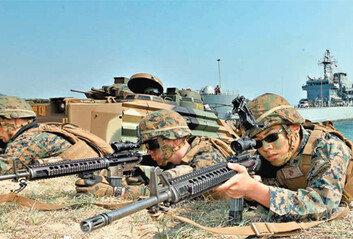 [단독]한국군 준비 덜됐다는 美코로나-북핵-中 견제 두루 고려한듯