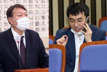 """""""윤 총장 추앙하는 분위기, 참담""""與 법사위 국감 반응"""