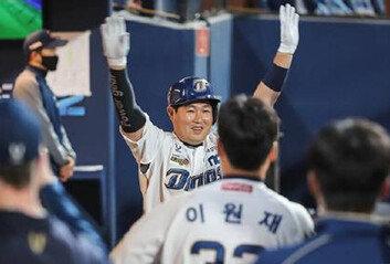 NC, 창단 9년만에 첫 정규시즌우승 확정…한국시리즈 직행