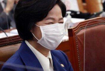 """추미애 """"윤석열 중앙지검장 시절 옵티머스 무혐의, 감찰 검토"""""""