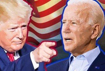 美대선, 4년전과는 다르다? 바이든, 여전히 트럼프보다 9~10%p 앞서