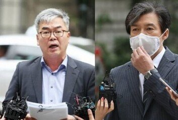 실명 공개 박훈과 공유한 조국비난 여론에 SNS 수정