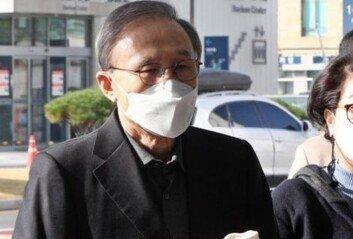 """이명박, 징역 17년형 확정에 """"사법 재판 아닌 정치 재판…결과 뻔했다"""""""