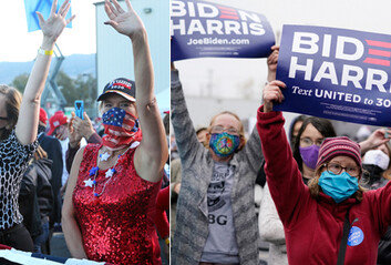 사전투표 8200만, 승자 뒤집힐 수도… 선거불복-폭력사태 우려