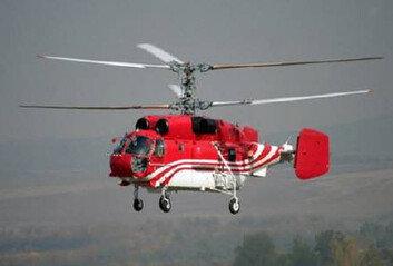 악천후에도 뜨는 러 헬기 Ka-32후속 모델, 국내 도입 유력