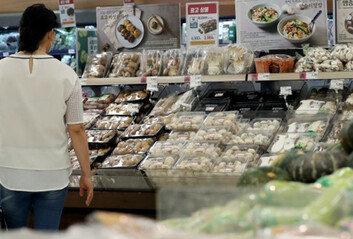 11월 소비자물가 0.6%↑ 그쳐채소·고깃값은 '고공행진'