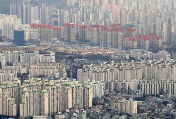 끝없이 치솟은 전셋값…서울서3.3㎡당 8600만원 짜리 아파트 등장