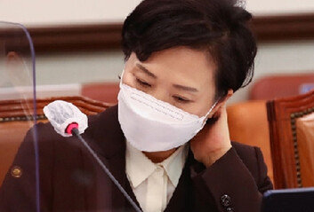"""김현아 """"김현미의 '아파트 빵'은'뻥'…또 통계 왜곡"""""""