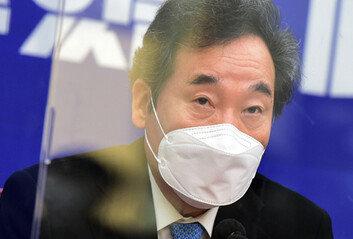 """이낙연 측근 금품수수 보도에…與 """"망자 예의지켜라"""" 반발"""