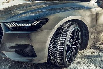 타이어 탓? 후륜구동 탓? 겨울 눈길 운전의 최대의 적은…