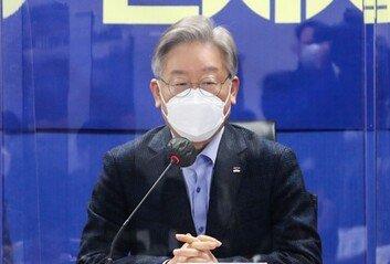 이재명, '2차 재난기본소득'내일 예정된 기자회견 취소…왜?
