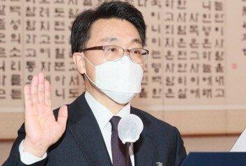"""김진욱 후보자 """"고위공직자 범죄, 대상 막론 엄정 수사"""""""