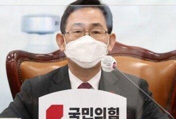 """주호영 """"文도 곧 전직 대통령, 본인이 사면 대상 될 수도"""""""