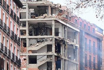 """스페인 마드리드 도심서 폭발음""""최소 2명 사망"""""""