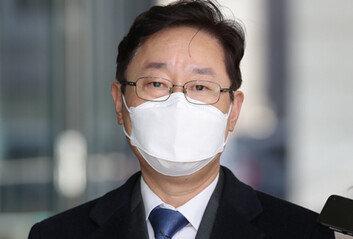 청문회 앞둔 박범계, '추미애 검사 인사' 묻자…