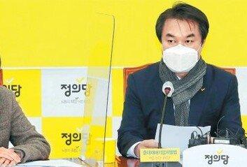 박원순-오거돈 비판 정의당도 '성추행'  진보진영 도덕성 위기