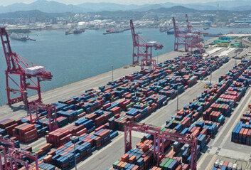 작년 한국 경제 -1% 역성장…외환위기 이후 최저