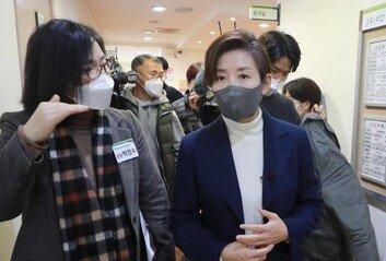 """[단독]나경원 """"성비위 사건은 원스트라이크 아웃"""""""