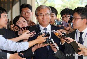 검찰, '사법행정권 남용' 전·현직 법관에 징역 2년 6개월 구형
