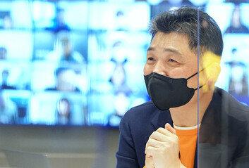 """'5조 기부' 김범수 카카오 의장 """"롤모델은 빌 게이츠"""""""