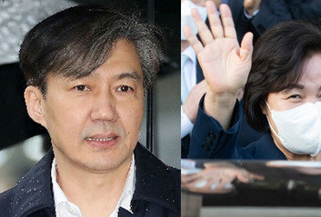 반격나선 조국·추미애, '호랑이·코끼리'빗대 '검수완박' 강행 의지
