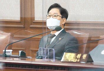"""박범계 """"檢걱정 잘 알아… 윤석열총장 만날 생각"""""""