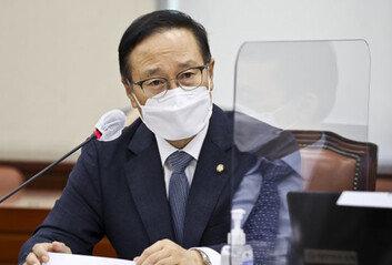 """홍영표 """"윤석열, 職 걸어도 檢 개혁 못 막아…물러나는 게 도리"""""""