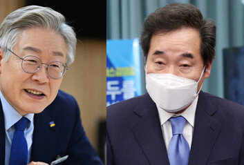 '윤석열 꺾을 후보 누구인가'민주당 대선 구도도 요동