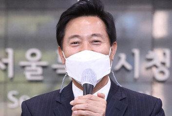 """오세훈의 서울시 """"공시가격 재조사""""현정부 부동산정책에 반기"""