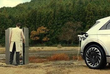 차 한 대 완충하면 가정용 전기 10일치생활 바꾸는 전기차
