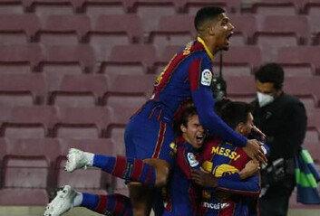 FC바르셀로나, 레알 마드리드-맨유제치고 '가치있는 축구단' 1위