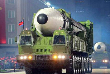 """""""北, 2027년까지 핵무기 242개ICBM 수십기 확보 예상"""""""