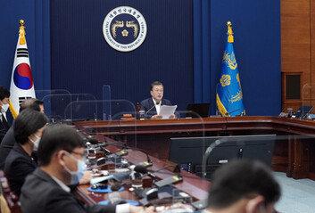 靑비서관 일감몰아주기·마사회장 폭언…文대통령 '감찰' 지시