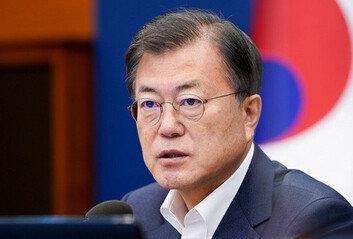 文대통령 국정 지지율 30%로 또 최저치…3주 연속