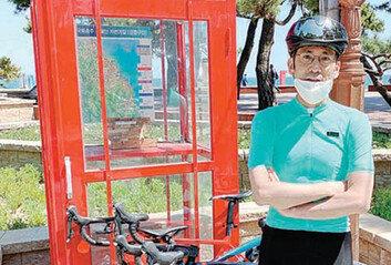 절대 운동 안 하겠다더니…1년 만에 자전거 마니아 된 의사
