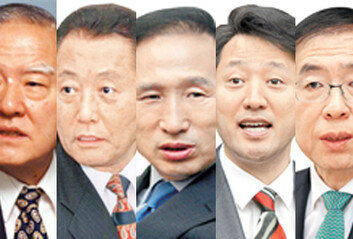 '대권 지름길' 걷던 민선 5인 MB만 시정 발판으로 靑 입성