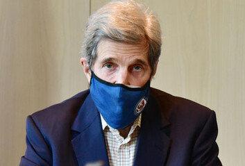 """케리 """"日후쿠시마 오염수 방출, 미국이 개입하는 건 부적절"""""""