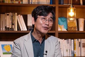 """유시민 """"남의 인생 장난감 취급말라""""대권 후보설 일축"""
