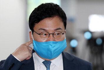 """""""이상직, 회삿돈 43억 5000여만원 빼돌려 정치자금으로 썼다"""""""