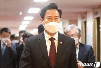 오세훈, 성폭력·성희롱 '원스트라이크 아웃제' 도입