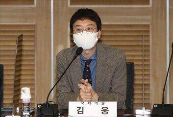 국민의힘 전대 여론조사서 2위한 김웅 '초선 돌풍' 이어지나