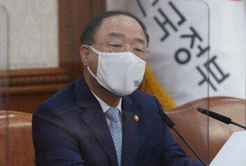 """홍남기 """"국토부, 오늘 3기 신도시 3만호 사전청약물량 확정 발표 예정"""""""