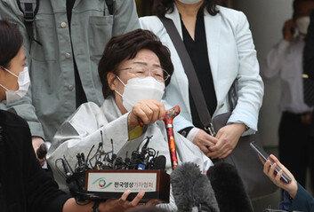 위안부 피해자 판결 뒤집혀日상대 2차 손배소 패소